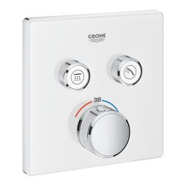 Termostat Grohe Smart Control s termostatickou baterií Moon White, Yang White 29156LS0