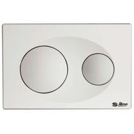 Ovládacie tlačidlo S-Line plast, biela P40-0130