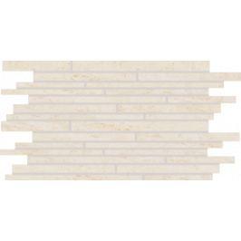 Dekor Rako Pietra svetlo béžová 30x51 cm, mat, rektifikovaná DDPSE628.1