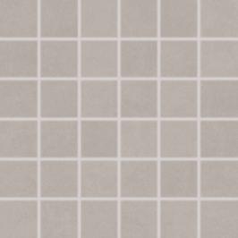 Mozaika Rako Trend šedá 30x30 cm, mat, rektifikovaná DDM06654.1