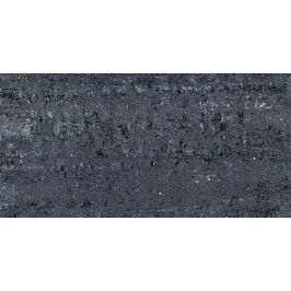 Dlažba Fineza Dafne čierna 30x60 cm leštěná DAFNE36BK