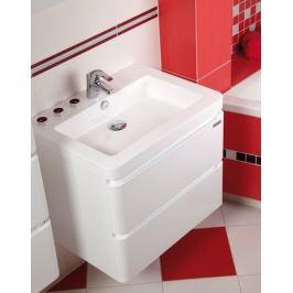 Skrinka s umývadlom Naturel Pavia Way 64 cm, biela PAVIA265Z