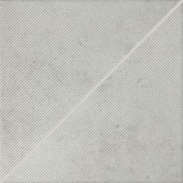 Dekor Rako Form šedá 33x33 cm mat DDP3B696.1
