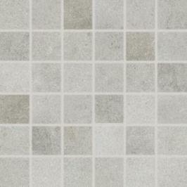 Mozaika Rako Form šedá 30x30 cm mat DDM05696.1