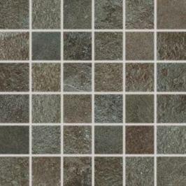 Mozaika Rako Como hnedá 30x30 cm mat DDM05694.1