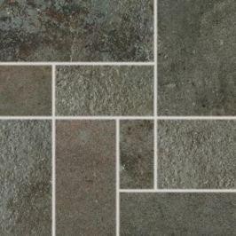 Dekor Rako Como hnedá 33x33 cm mat DDP3B694.1