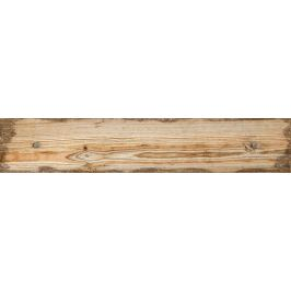 Dlažba Oset Nail Wood natural 8x44 cm mat NWOOD44NA