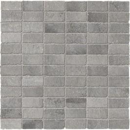 Mozaika Dom Entropia grigio muretto 30x30 cm, mat DEN40MM