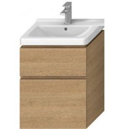 Skrinka pod umývadlo Jika Cubito 54 cm, dub H40J4224025191