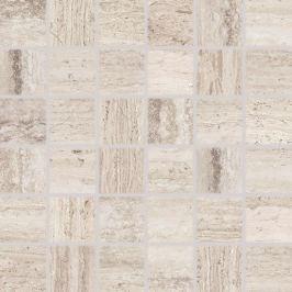 Mozaika Rako Alba hnedošedá 30x30 cm, protišmyk, rektifikovaná DDM06732.1