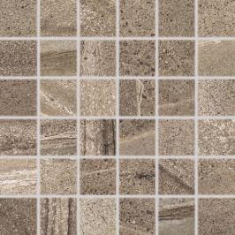 Mozaika Rako Random hnedá 30x30 cm mat DDM06677.1