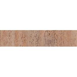 Sokel Rako Travertin hnedá 7x30 cm, mat DSAJ8037.1