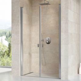Sprchové dvere 120x195 cm Ravak Chrome chróm lesklý 0QVGCC0LZ1