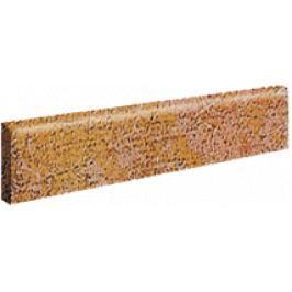 Sokel Novabell Monterrey arancio 8x30 cm, mat MOYYUCB40K