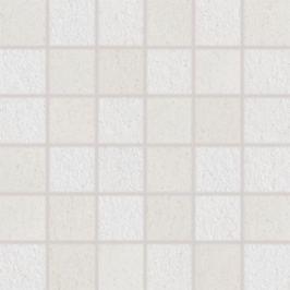Mozaika Rako Unistone biela 30x30 cm, mat, rektifikovaná DDM06609.1