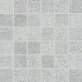 Mozaika Rako Cemento šedá 30x30 cm mat DDM06661.1