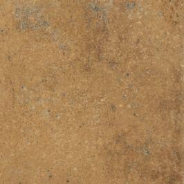 Dlažba Rako Siena hnedá 22,5x22,5 cm mat DAR2W664.1