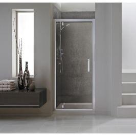 Sprchové dvere Ideal Standard Synergy jednokrídlové 100 cm, sklo číre, chróm profil L6363EO