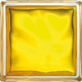 Glassblocks Luxfera 19x19 cm, yellow 1908WGL