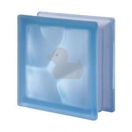 Glassblocks Luxfera 19x19 cm, azur 1908WAZUR2S