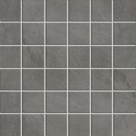 Mozaika Dom Stone Fusion coal 30x30 cm mat DSFM04