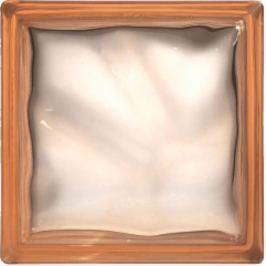 Glassblocks Luxfera 19x19 cm, pink 1908WPINK