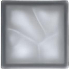 Luxfera Glassblocks grey 19x19x8 cm sklo 1908WGREY2S