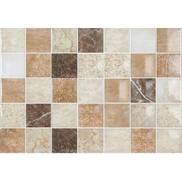 Dekor Geotiles Crema marfil prerez 32x45 cm lesk DCREMAMA