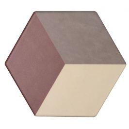 Dlažba Tonalite Examatt sand 15x17 cm mat EXMDTRESA