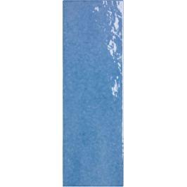 Obklad Tonalite Soleil azzurro cielo 10x30 cm lesk SOL483
