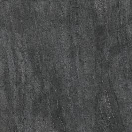 Dlažba Rako Quarzit čierna 80x80 cm mat DAK81739.1