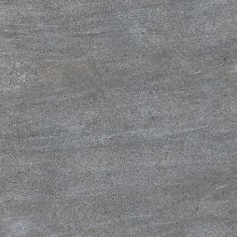 Dlažba Rako Quarzit tmavo šedá 60x60 cm mat DAK63738.1