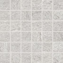 Mozaika Rako Quarzit šedá 30x30 cm mat DDM06737.1