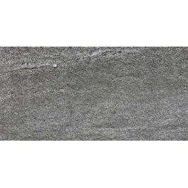 Dlažba Rako Quarzit tmavo šedá 30x60 cm mat DARSE738.1