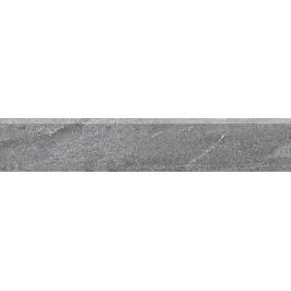Sokel Rako Quarzit tmavo šedá 8,5x45 cm mat DSAPM738.1