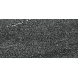Dlažba Rako Quarzit čierna 30x60 cm mat DARSE739.1
