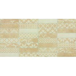 Dekor Multi Borneo béžová patchwork 20x40 cm mat WARMB448.1