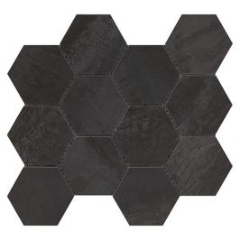 Mozaika Sintesi Met Arch dark 30x34 cm mat MA12466