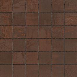 Mozaika Sintesi Met Arch copper 30x30 cm mat MA12460