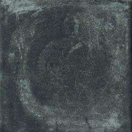 Dlažba Cir Miami pitch black 20x20 cm mat 1063708