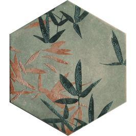 Dekor Cir Miami grey hexagon florida 24x27,7 cm mat 1064137