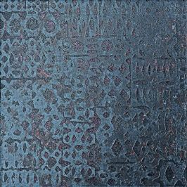Dekor Cir Metallo nero lamiera 25x25 cm mat 1062873