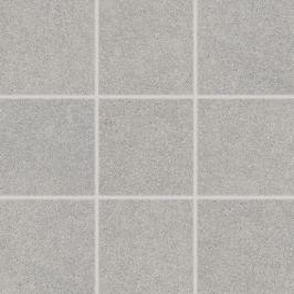 Dlažba Rako Block šedá 10x10 cm mat DAK12781.1