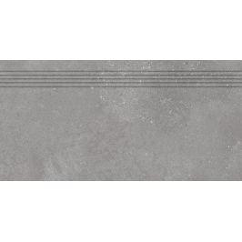 Schodovka Rako Betonico šedá 30x60 cm mat DCPSE791.1