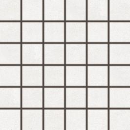 Mozaika Rako Betonico bielošedá 30x30 cm mat DDM06790.1