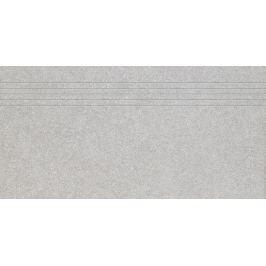 Schodovka Rako Block svetlo šedá 40x80 cm mat DCP84780.1