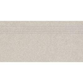 Schodovka Rako Block béžová 40x80 cm mat DCP84784.1