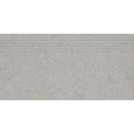 Schodovka Rako Block šedá 40x80 cm mat DCP84781.1