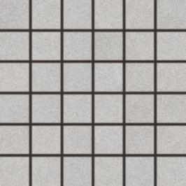 Mozaika Rako Block svetlo šedá 30x30 cm mat DDM06780.1