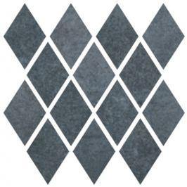 Mozaika Cir Materia Prima navy sea rombo 25x25 cm lesk 1069901